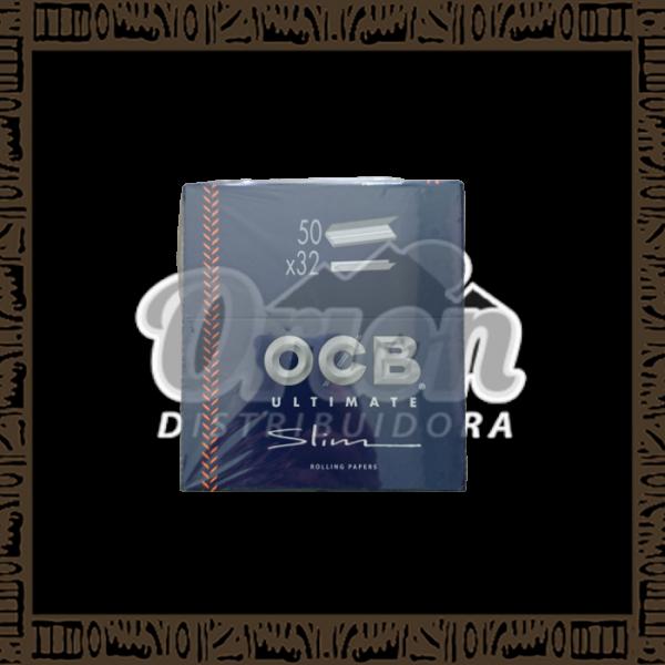 OCB Slim Ultimate King Size