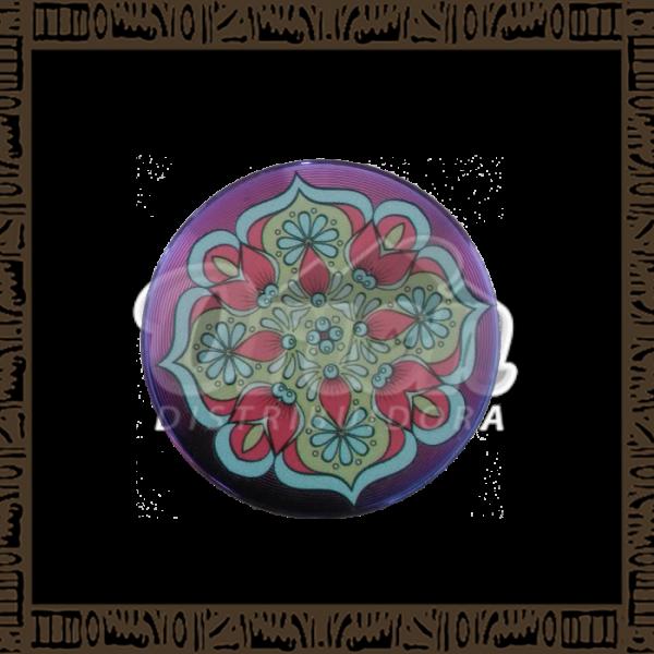 Grinder Metálico Mandala