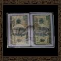 BAR-69139 Conjunto com 2 Baralhos Dollar