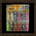 Cartela isqueiro Bic Maxi c/ 12 unidades