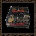 Caixa Seda Raw Black King Size c/50 cadernos