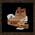 Caixa Papel para filtro Raw TipsWide Original c/ 50 Unidades