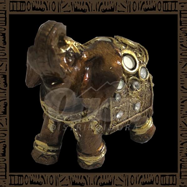 Enfeite de Resina Elefante - TELF-E100