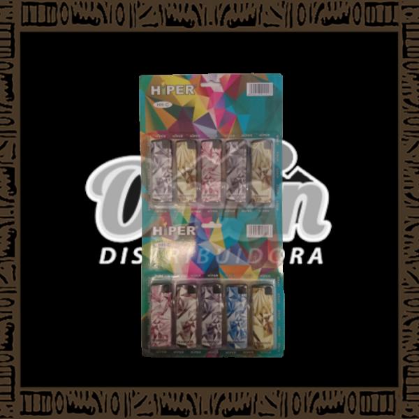Cartela maçarico Hiper c/ 10 unidades - Diamonds