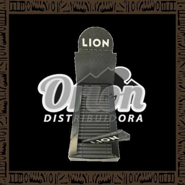 Caixa Seda Lion Ultra Fine Paper 1/4 c/25 unidades