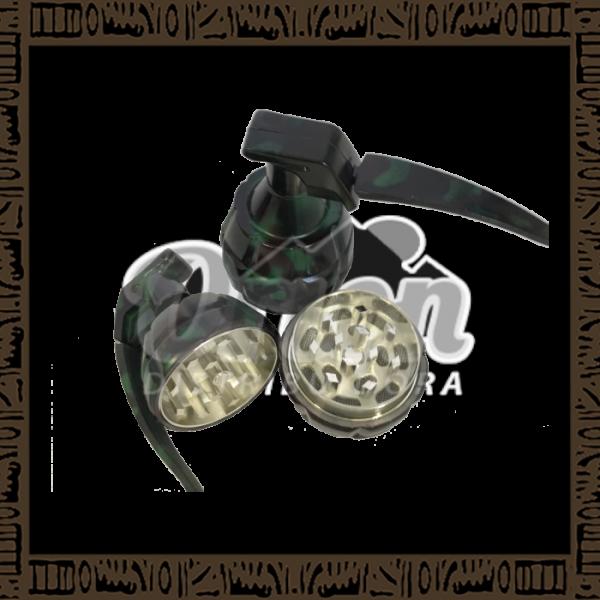 Dichavador granada - 3 partes