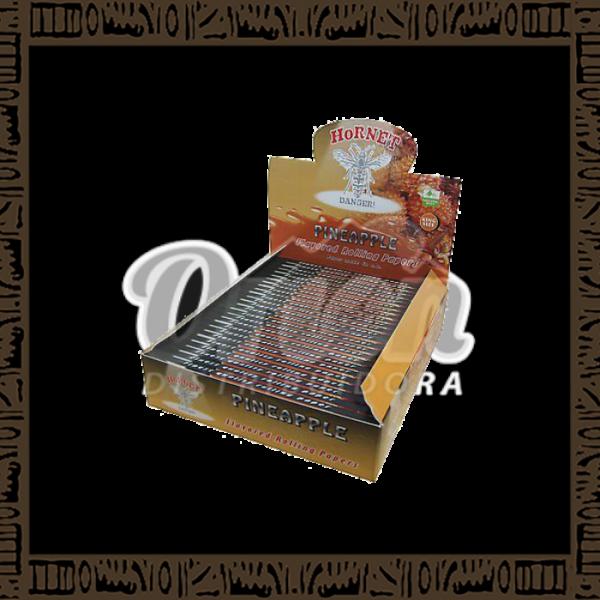 Papel p/cigarro Hornet PineApple c/25