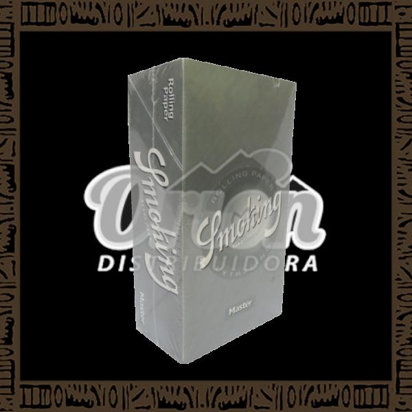 Caixa Seda Smoking Master 1 1/4 c/ 25