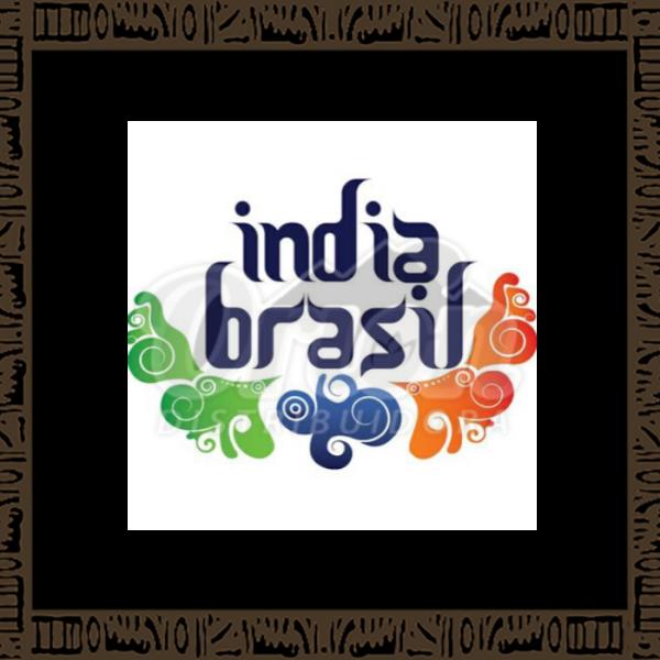 Caixa incenso Índia Brasil Aromas Sortidos c/ 25 unidades 8 varetas