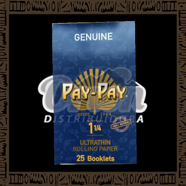 Seda Pay Pay Azul 1 1/4 C/ 25