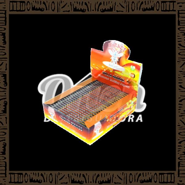 Papel p/cigarro Hornet Mello Mango Manga c/25