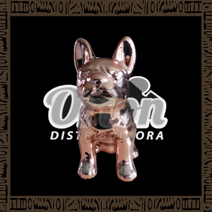 Cofre Bulldog Espelhado Pequeno
